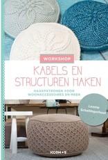 Wolcafé Workshop Kabels en Structuren Haken - Leonie Schellingerhout