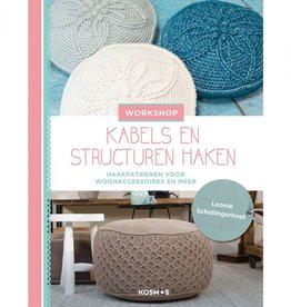 Wolcafé Workshop Kabels en Structuren Haken