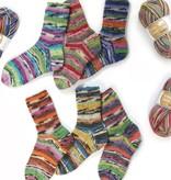 Rellana Flotte Socke 6 draads Samba - 7033