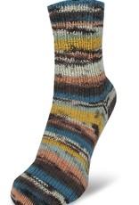 Rellana Flotte Socke 6 draads Samba - 7034