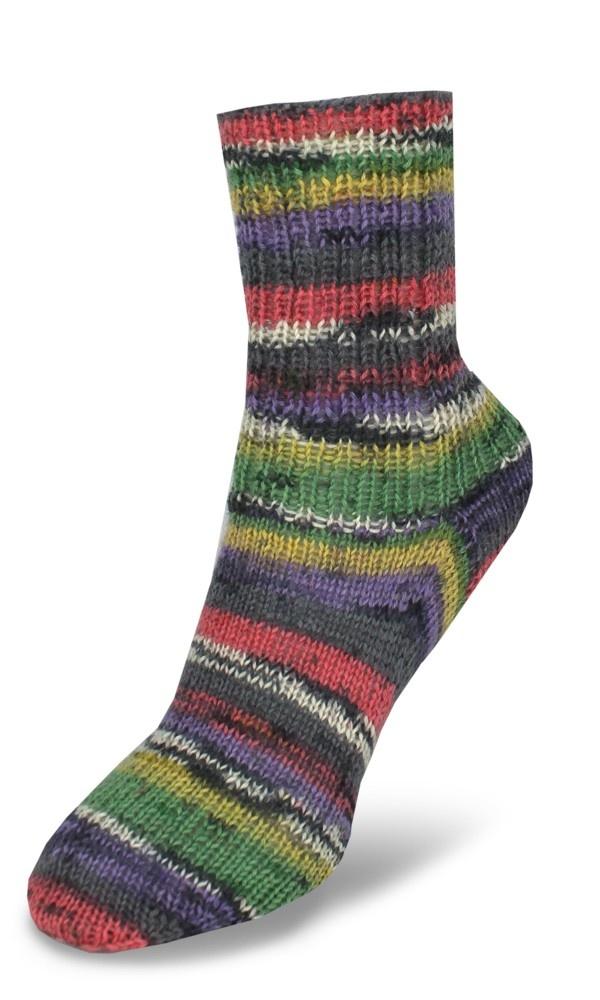 Rellana Flotte Socke 6 draads Samba - 7035