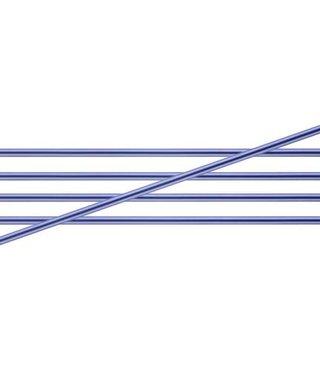 KnitPro Zing  20 cm Sokkennaalden - 4.5mm