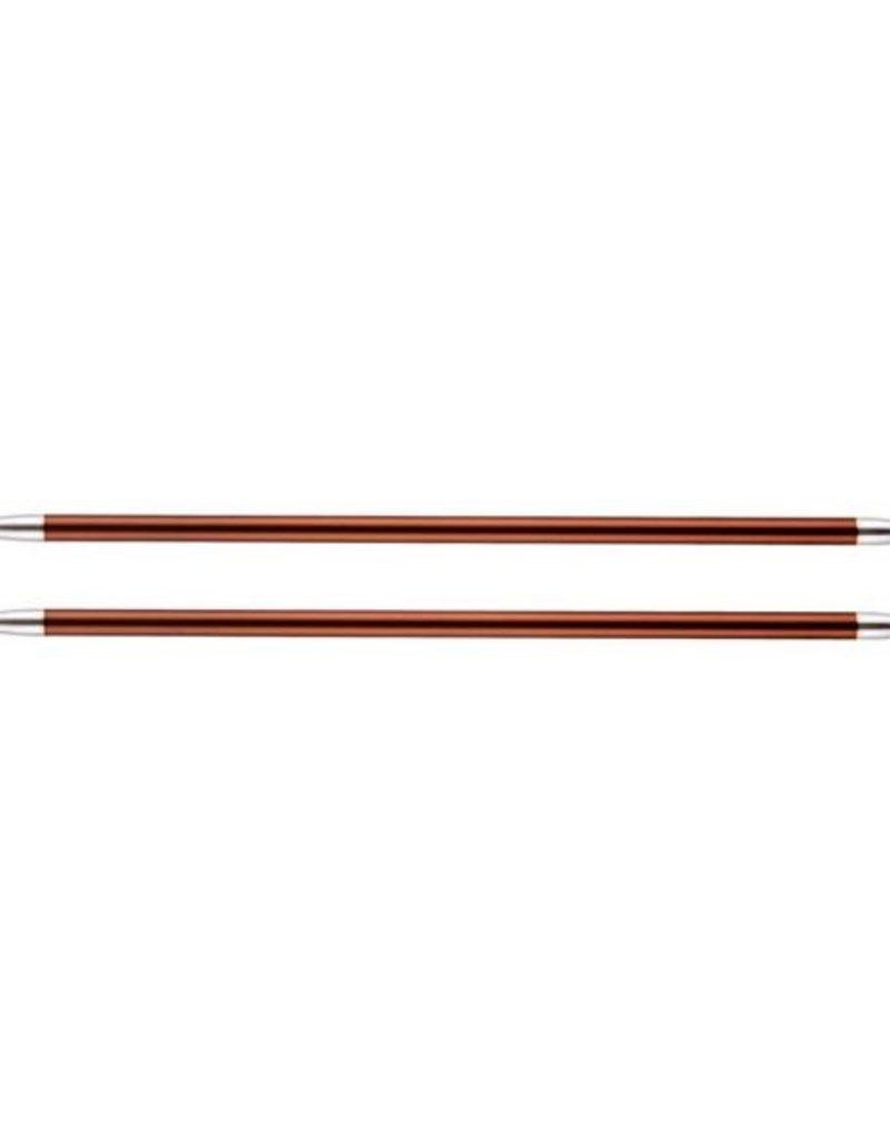KnitPro Zing  20 cm Sokkennaalden - 5,5 mm