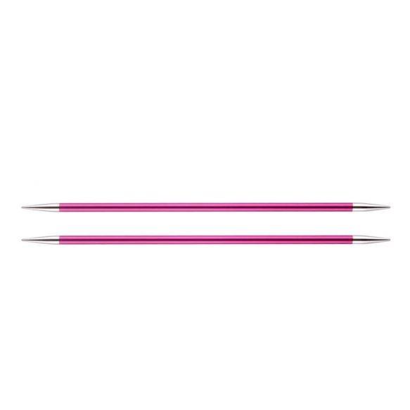 KnitPro Zing  20 cm Sokkennaalden - 5mm