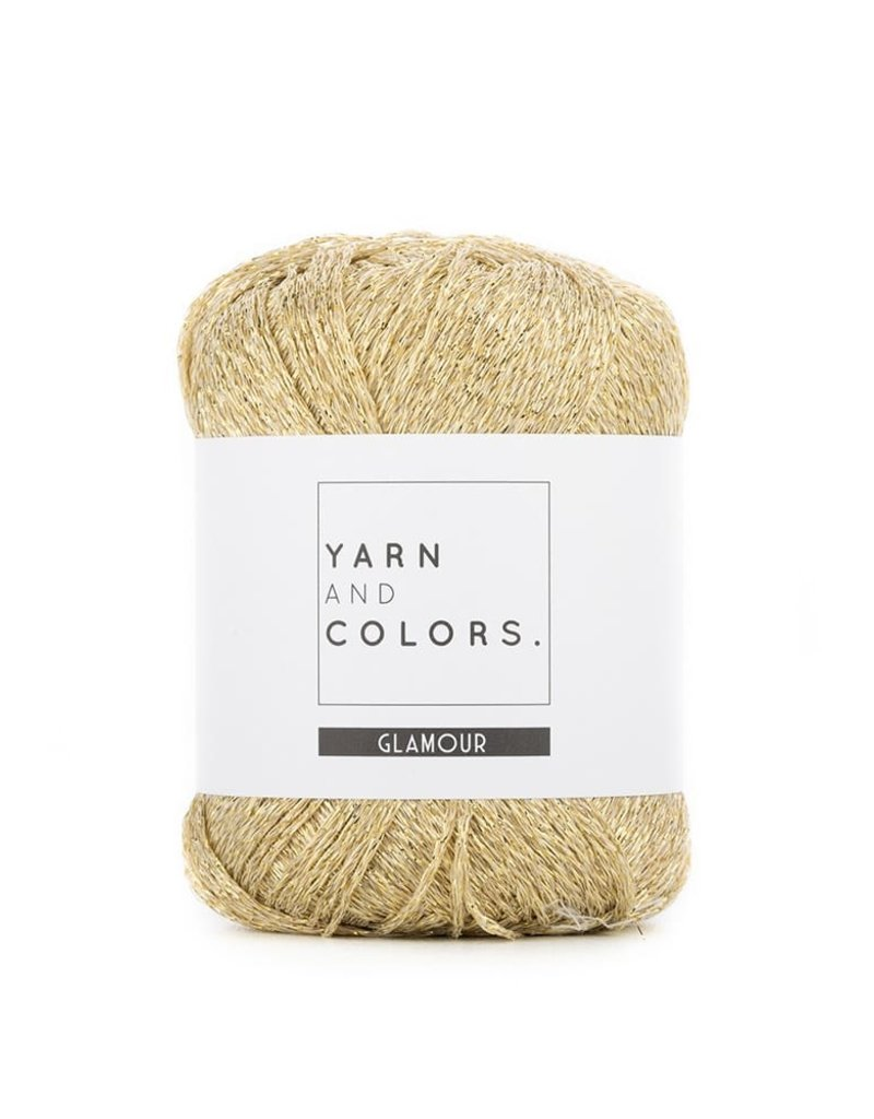 YARN AND COLORS. Glamour 089 - Gold