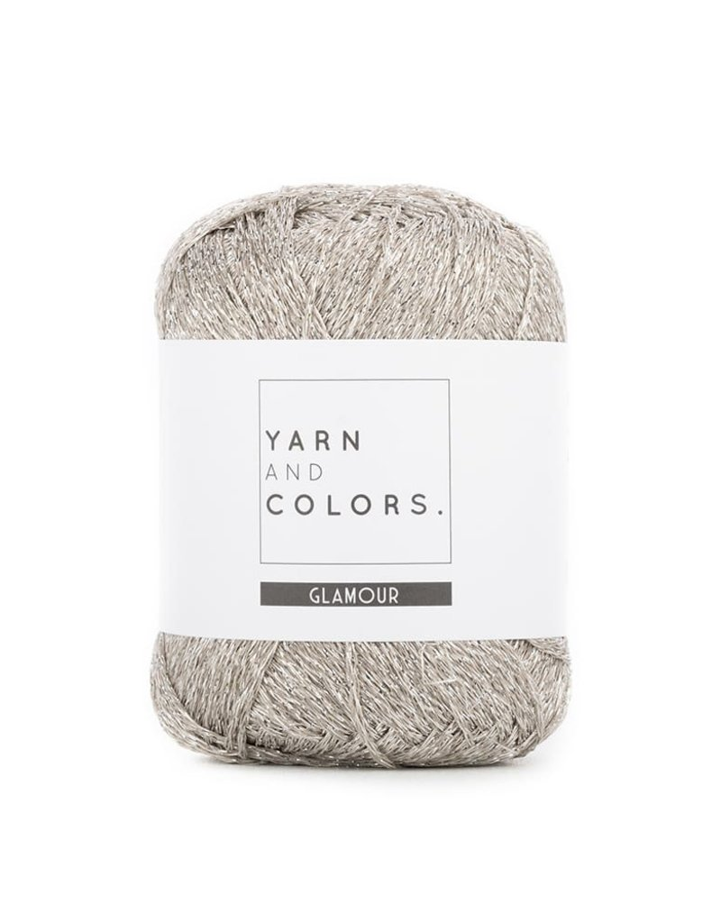 YARN AND COLORS. Glamour 094 - Zilver