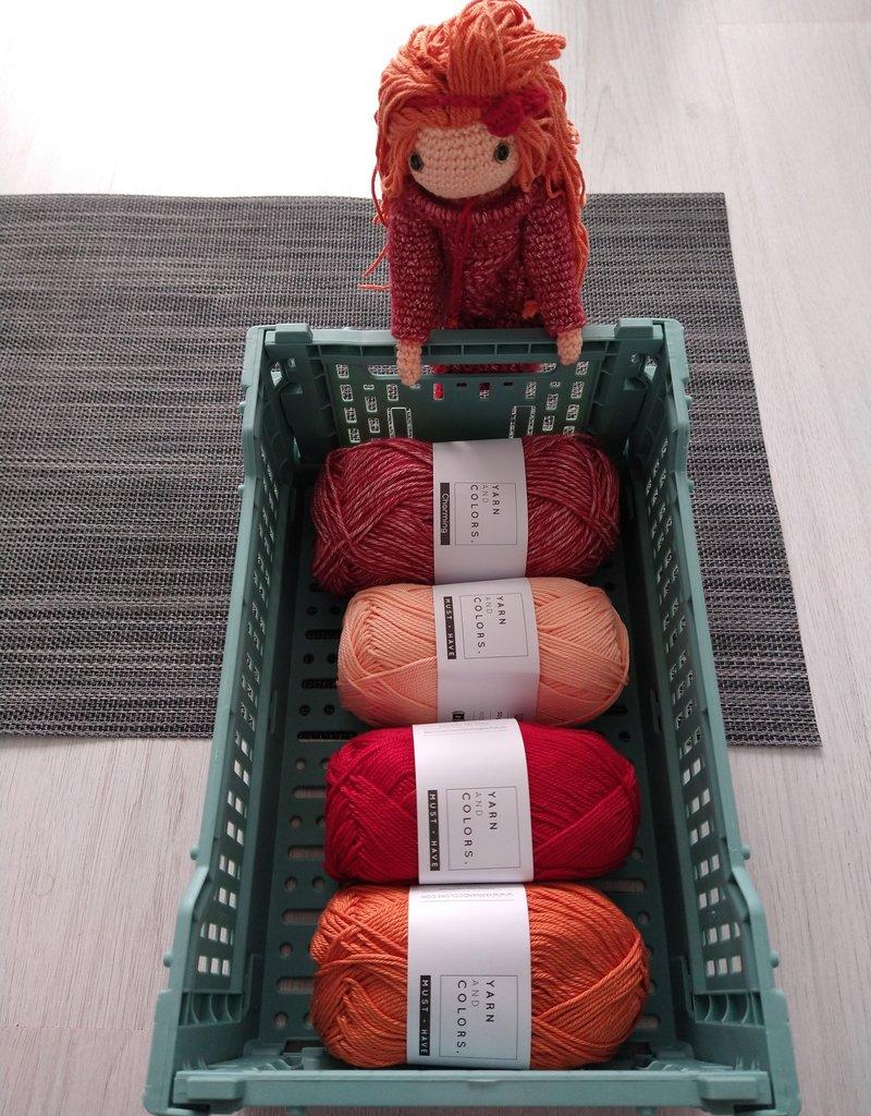 Amilishly Designs Amilishly Dolls Garenpakket - Yumi