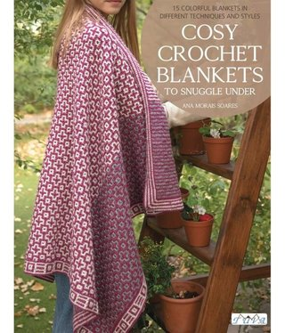 TUVA Cosy Crochet Blankets to Snuggle Under