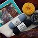 Amilishly Designs Breipakket Paint me Right Shawl - Yellow Submarine