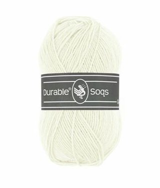 Durable Soqs - 326 - Ivory