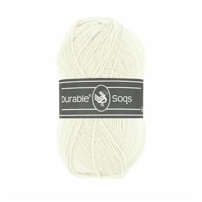 Durable Durable Soqs- 326 - Ivory