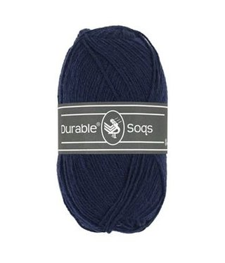 Durable Soqs - 322 - Night Blue