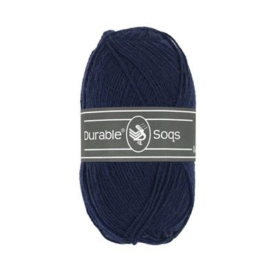 Durable Durable Soqs- 322 - Night Blue