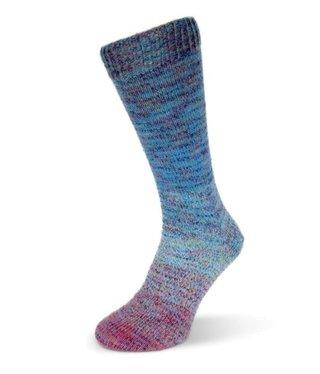 Rellana Flotte Socke  - Regenbogen Multi 1481