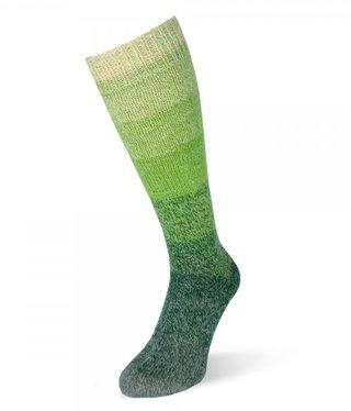 Rellana Flotte Socke  - Regenbogen 1390
