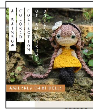 Livres de Louise Amilishly Chibi Dolls