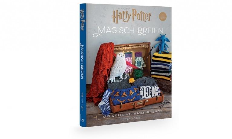 Luitingh Sijthoff Harry Potter - Magisch breien voor dreuzels