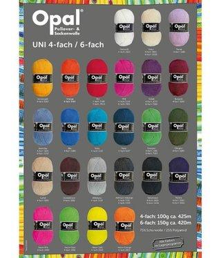 Opal Wol Uni 4 draads