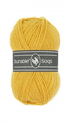 Durable Soqs - 411 - Mimosa