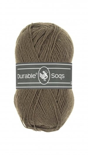 Durable Soqs - 404 - Deep Taupe