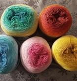 Durable Colour Cake - Mango Mousse