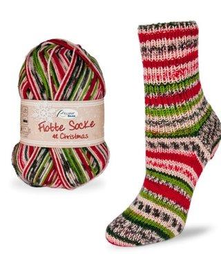 Rellana Flotte Socke  - Christmas 2021