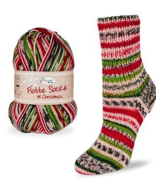 Rellana Voororder: Flotte Socke  - Christmas 2021