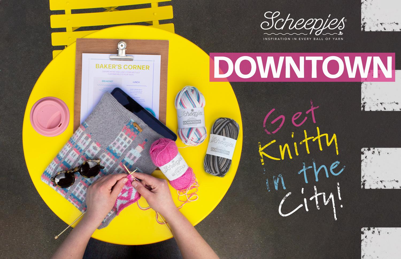 Scheepjes Downtown 405 - Streetlights