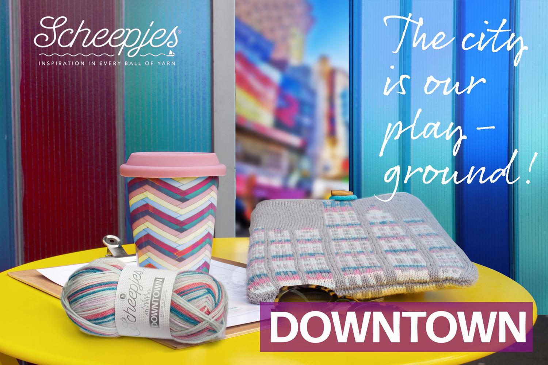Scheepjes Downtown 409 - City Shopper
