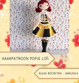 Amilishly Designs Haakpatroon AMILISHLY Amigurumi - Popje Loïs