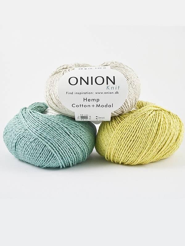 Onion Hemp + Cotton + Modal