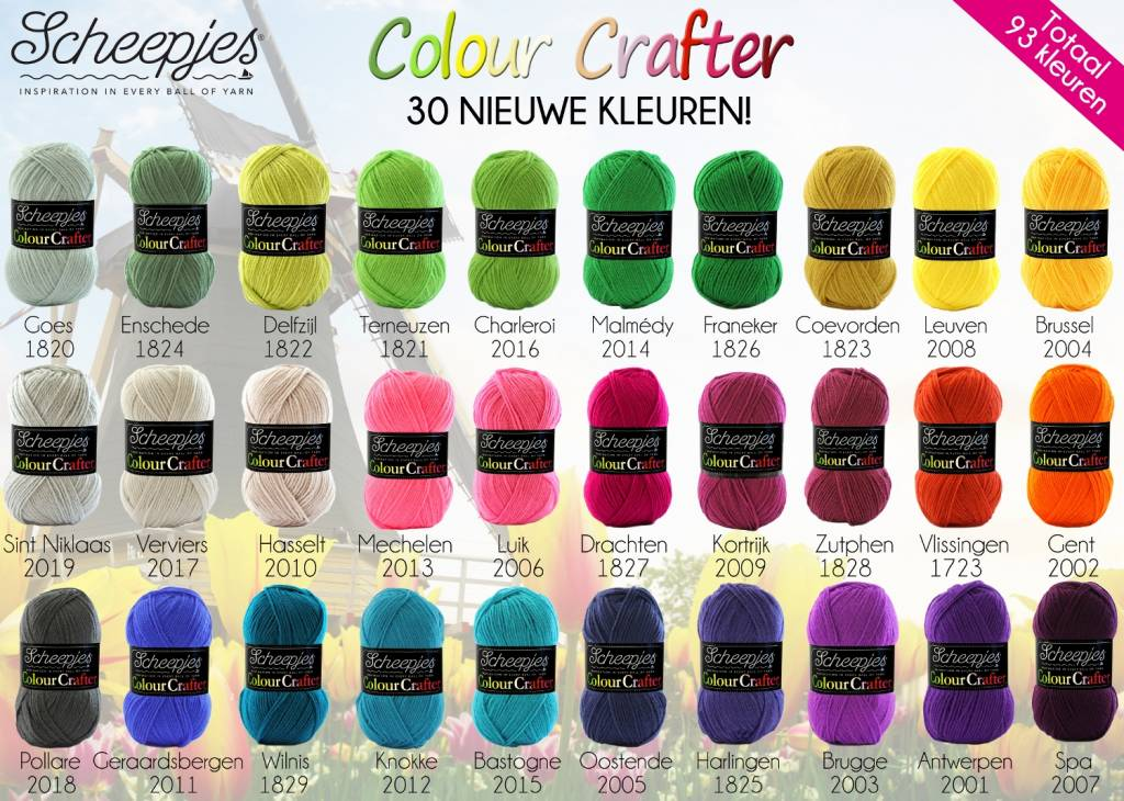 Scheepjeswol Colour Crafter