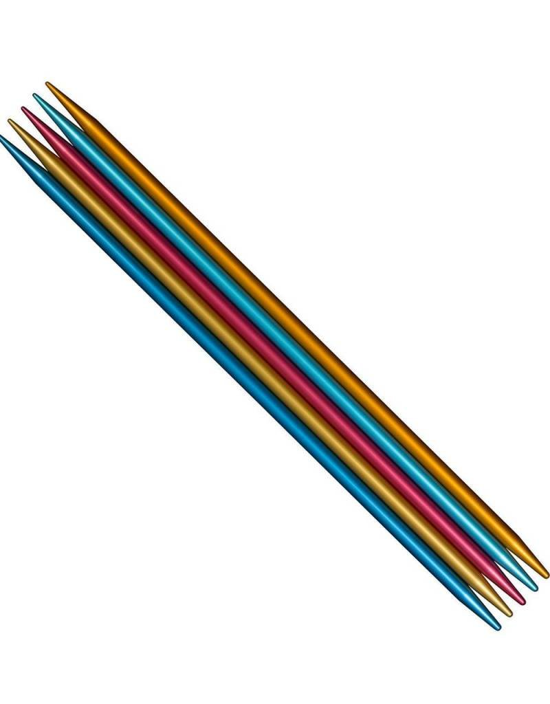 Addi Addi Colibri 15 cm breinaalden  van 2.0 tot 5.0 mm.