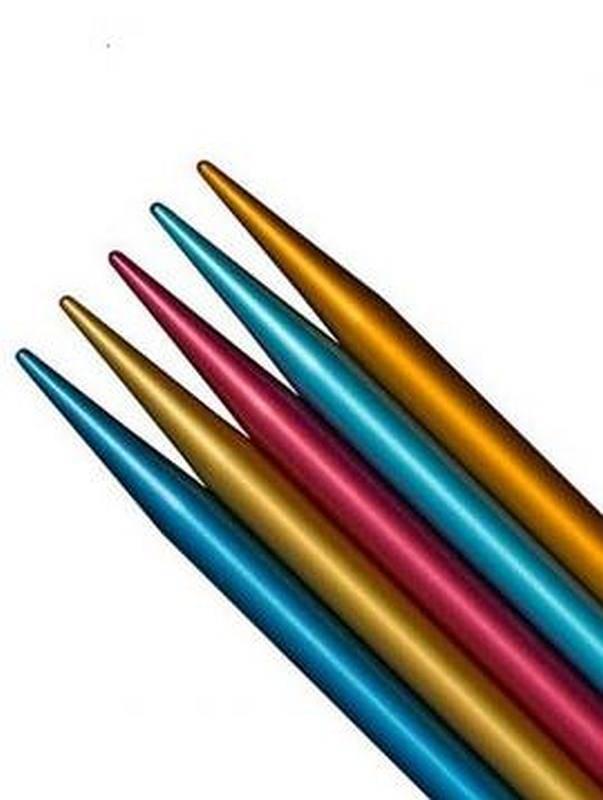 Addi Addi Colibri 20cm. breinaalden van 2.0 tot 5.0mm.