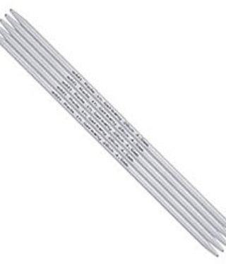 Addi 10 cm. breinaalden metaal vanaf 2.0 mm.