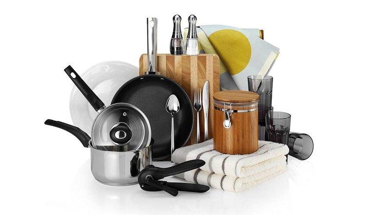 Zeer geschikt voor bv. de lifestylebranche, woonaccessoires of keukengarnituur