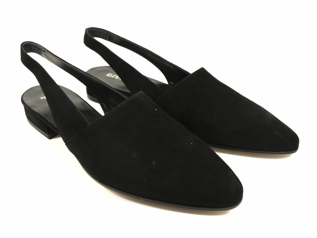 Panara Panara sling 4008 zwart suède