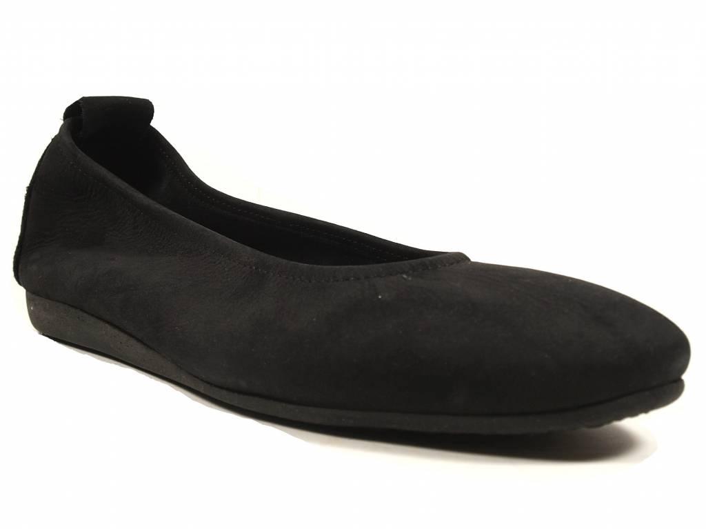 Arche Arche ballerina Laius Noir zwart