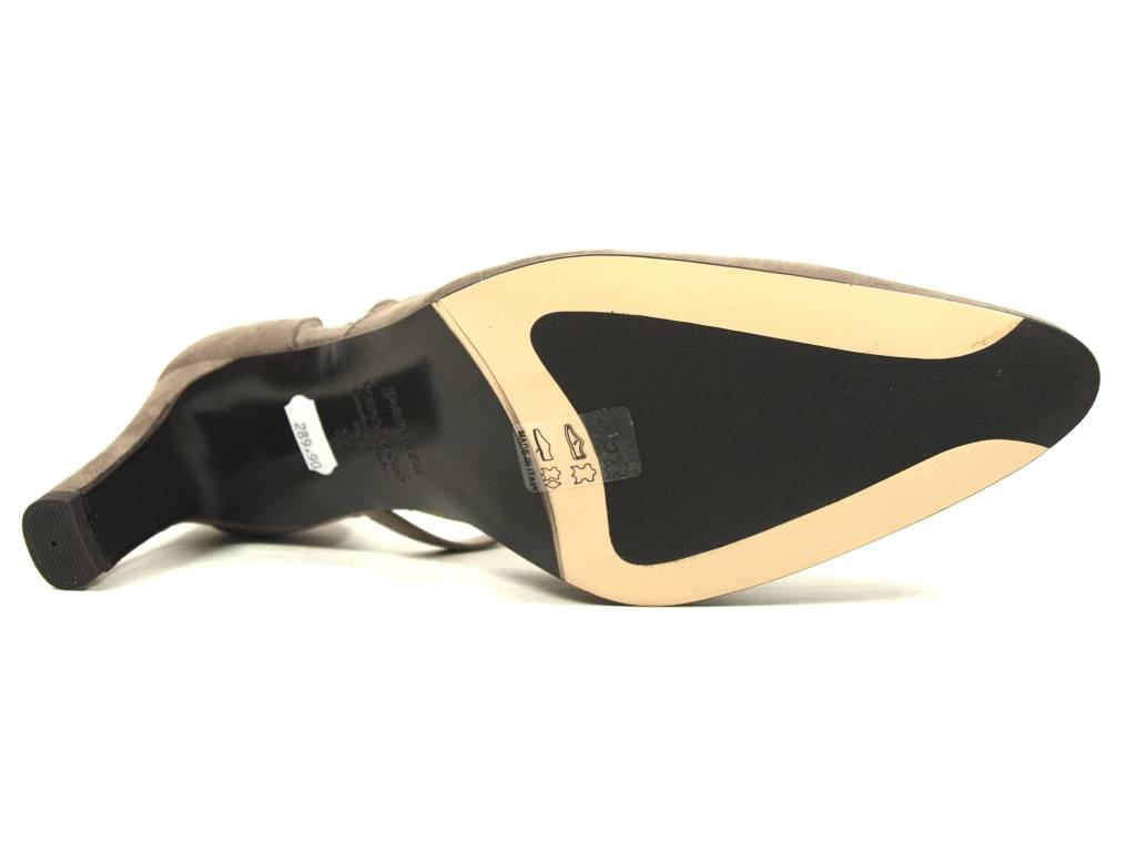 Panara Panara 4167 sandaal taupe suède