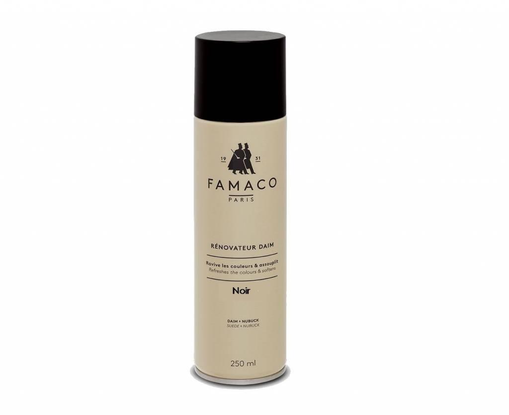 Famaco Kleurhersteller voor suède zwart