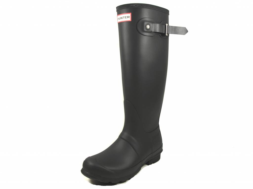 Hunter Boots Hunter zwart Womens Original Tall  WFT1000RMA-BLK
