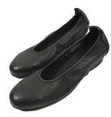 Arche Arche Ballerina Bibara Noir Zwart