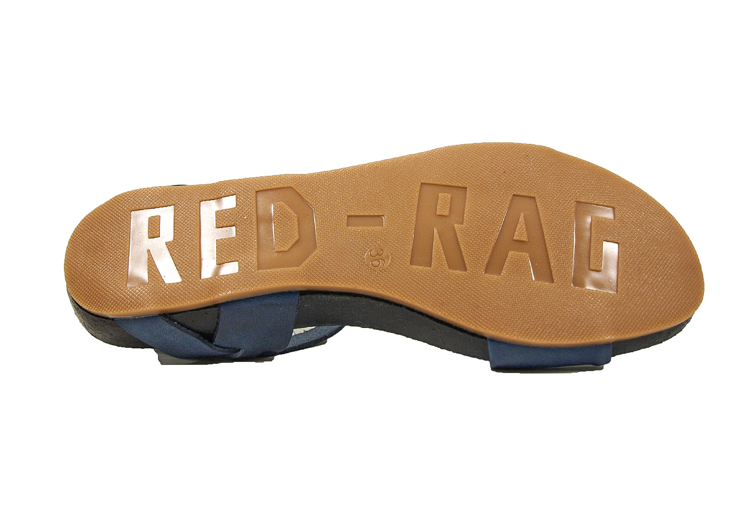 Red Rag Red Rag Sandaal 79136 622 Blue Nappa