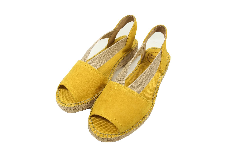 Toni pons espadrilles Toni Pons Espadrille Ella Yellow