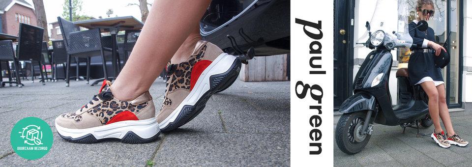 deedd921452 Paul Green schoenen [Nieuwe collectie] | De Roos Schoenen - De Roos ...