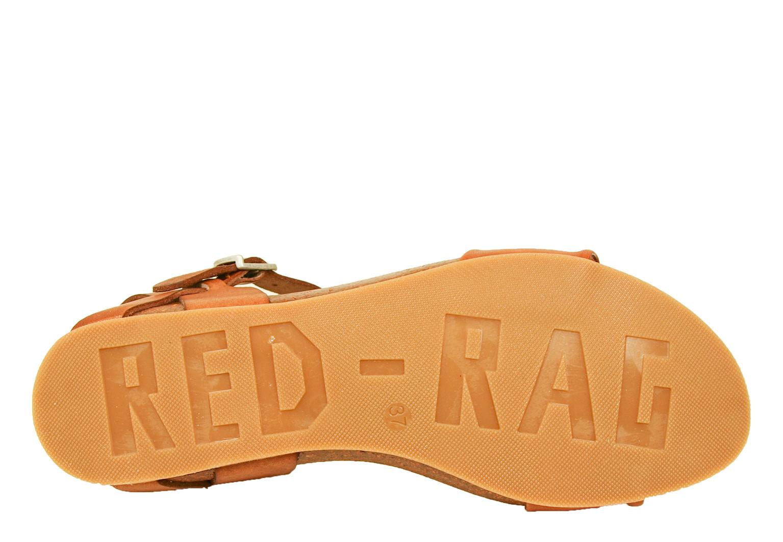 Red Rag Red Rag Sandaal 79218 752 Cognac Nappa