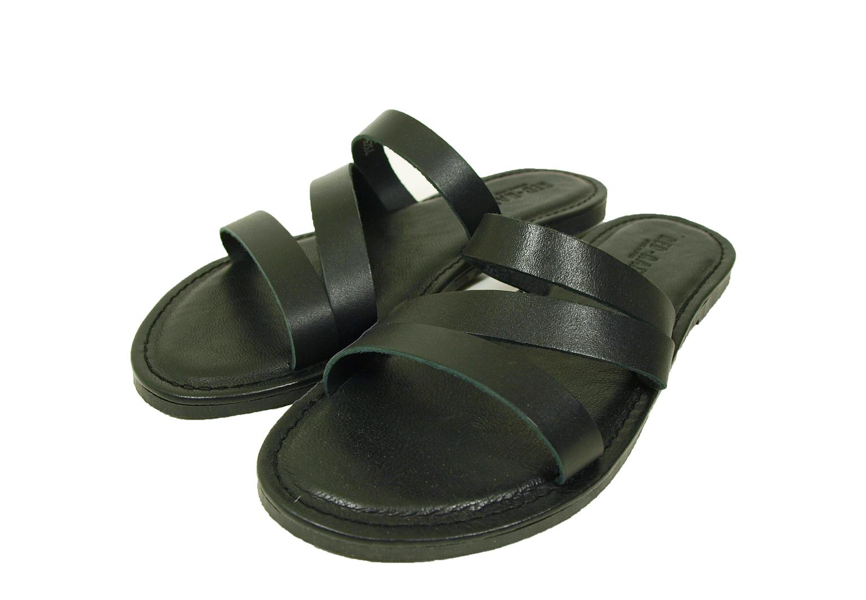 Red Rag Red Rag Slippers 79296 922 Black Nappa