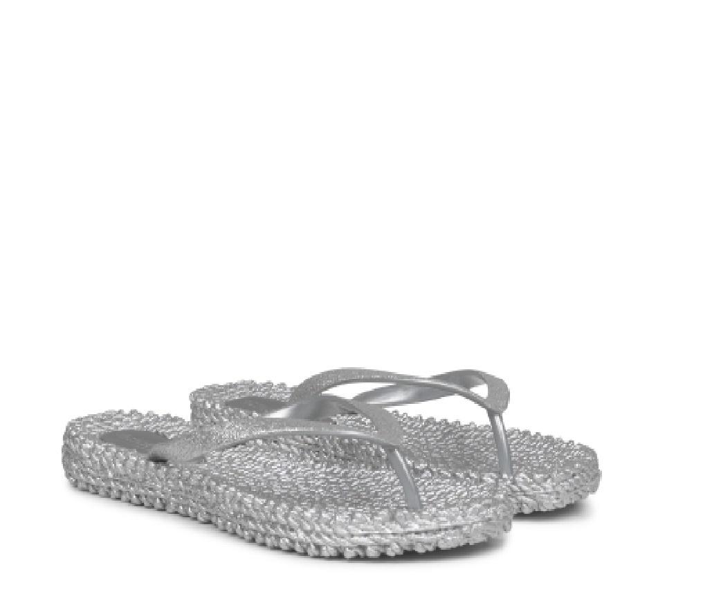 ILSE JACOBSEN  Ilse Jacobsen Slipper Cheerful01 Silver