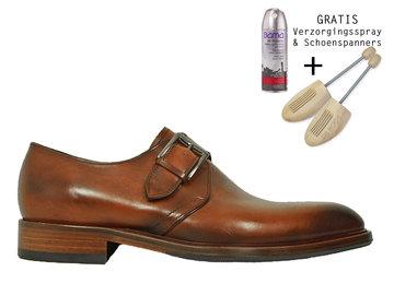 Gréve Gréve Gespschoen 4455 cognac