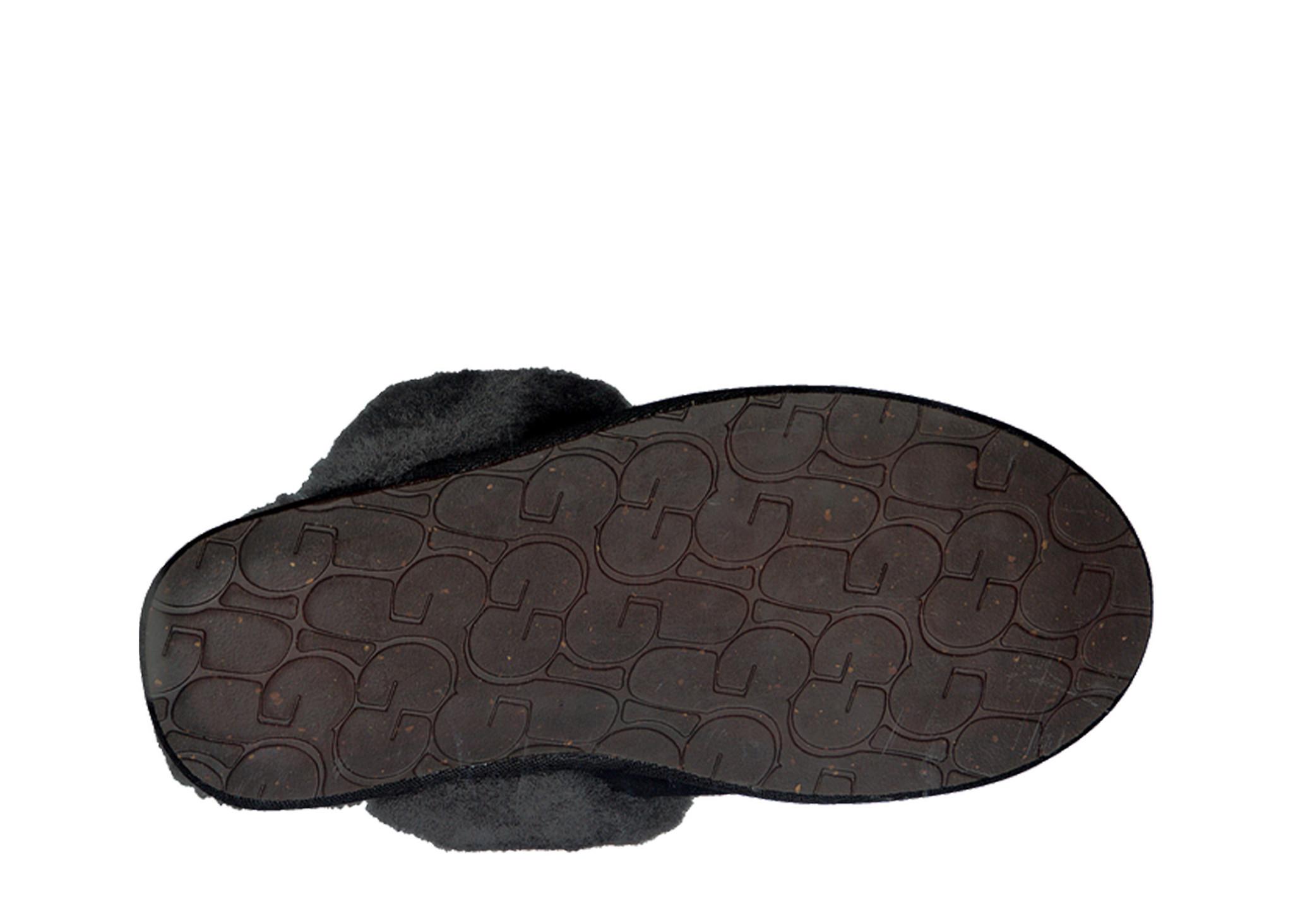 UGG UGG Pantoffels 1106872 Scuffette II Zwart